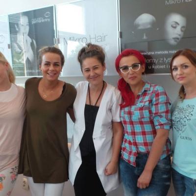 Naturalny Permanentny szkolenie z makijażu permanentnego