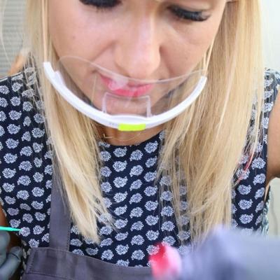 Makijaż permanentny usta szkolenie