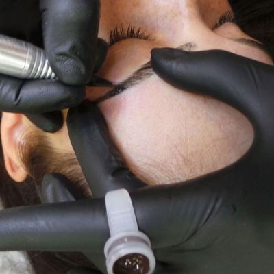 szkolenie makijaż permanentny brwi