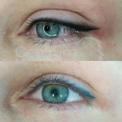 kreski makijaż permanentny