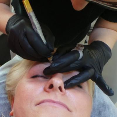 szkolenie makijaż permanentny brwi Warszawa