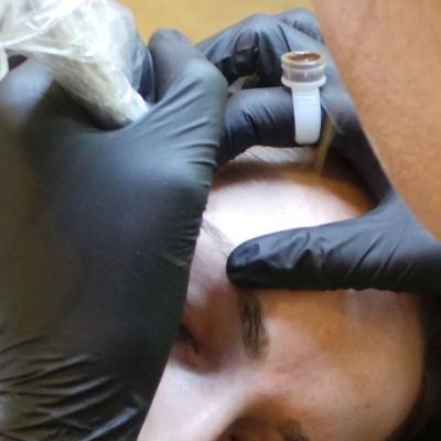 Makijaż permanentny kreski