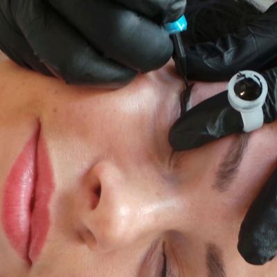 szkolenie makijaż permanentny kreski