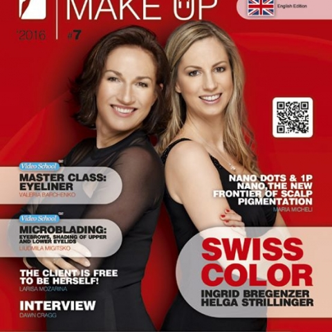 Permanent Make Up Magazine