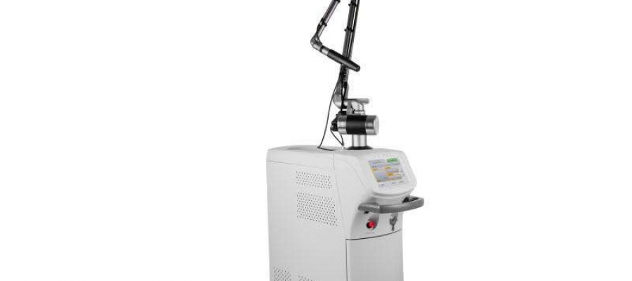 Laser Q switch aktywny