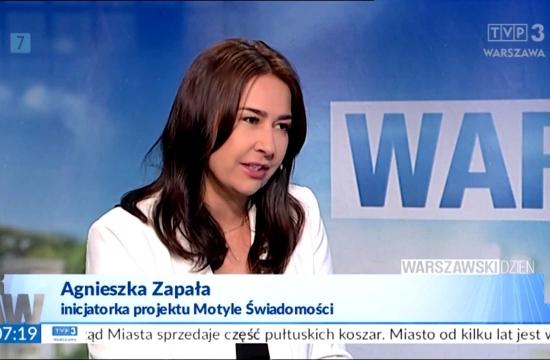 Agnieszka Zapała Motyle Świadomości