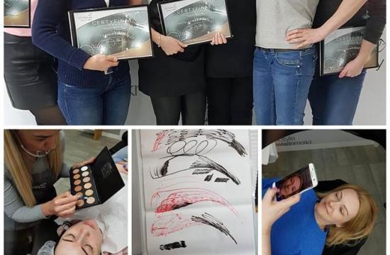 Szkolenie modułowe z makijażu permanentnego brwi