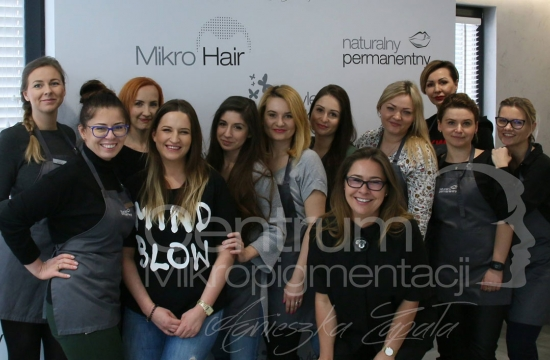 szkolenie podstawowe makijaż permanentny Warszawa