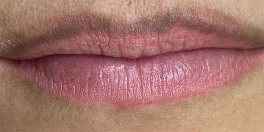Korekta makijażu permanentnego